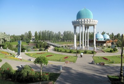 Registration in Uzbekistan
