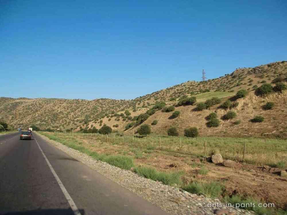 Дорога до Куляба