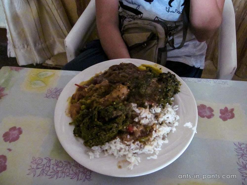 Burundian food