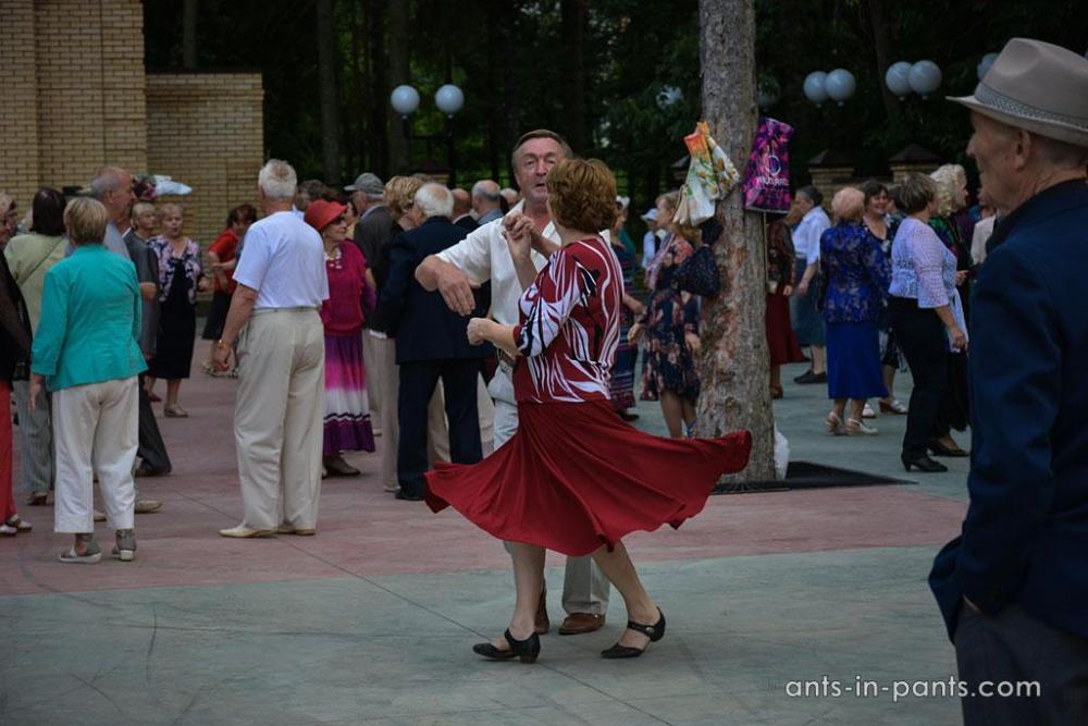 Yoshkar-Ola dancing