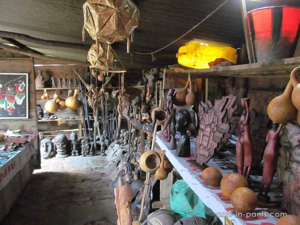 Congolese market