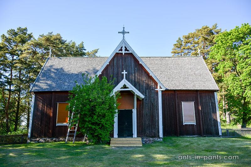 Церковь на Сейли