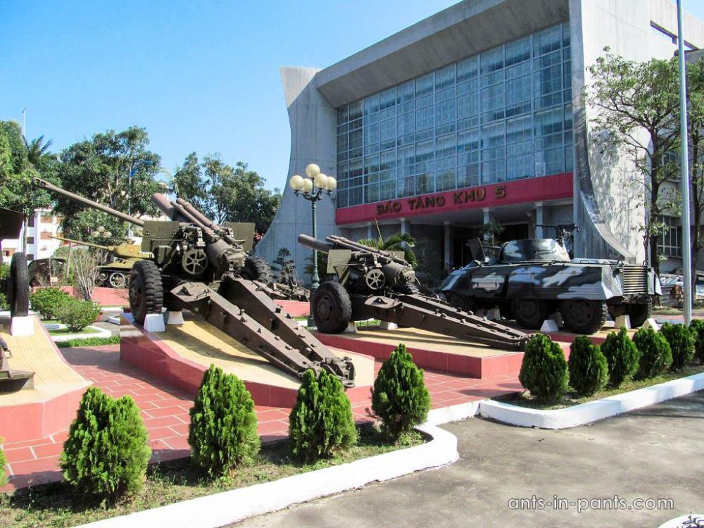 Da Nang Ho Chi Minh museum