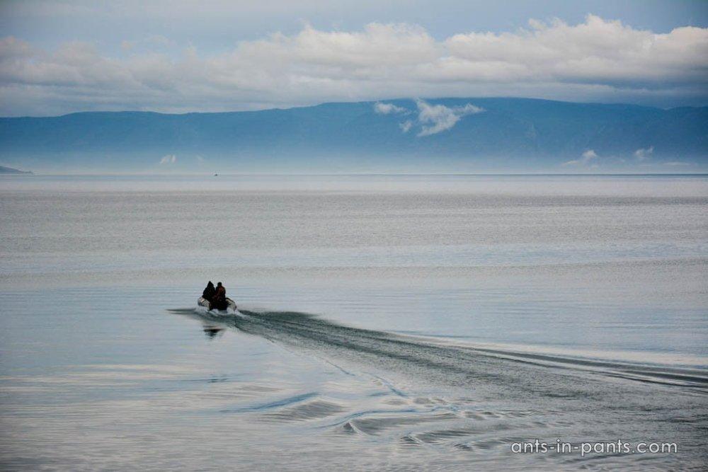 Baikal for tourism