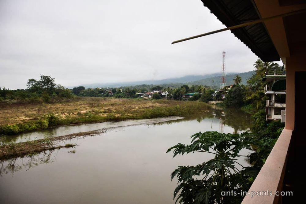 река мае сарианг