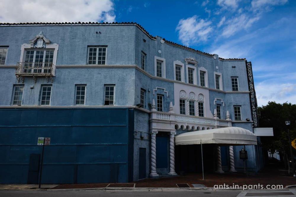 The Coconut Grove Playhouse
