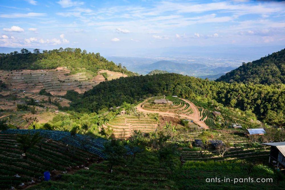 Doi Anghhang hills
