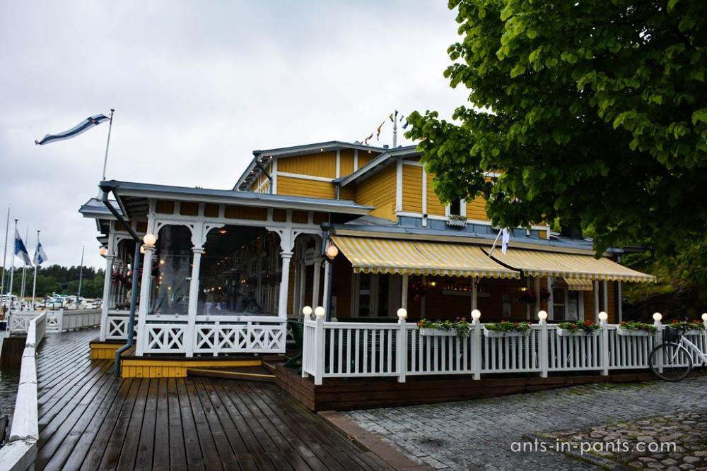 Merisali restaurant