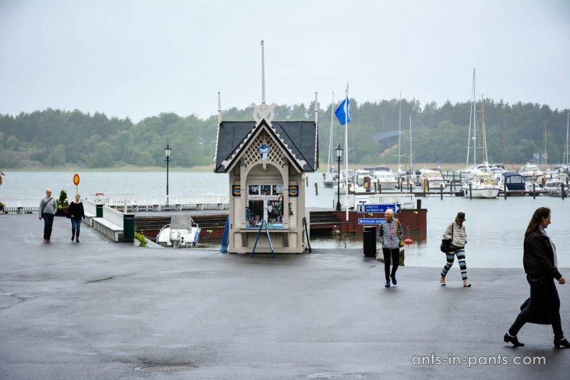 ferry to Naantali