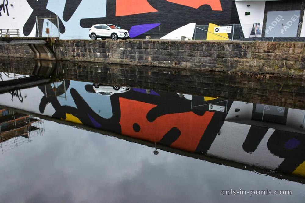 граффити в Буросе