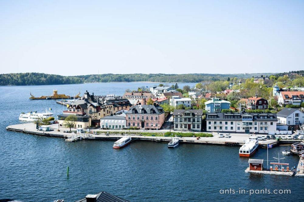 Стокгольмский архипелаг