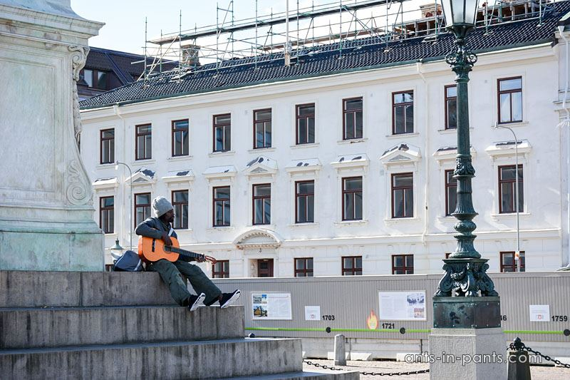 King Gustav Adolf