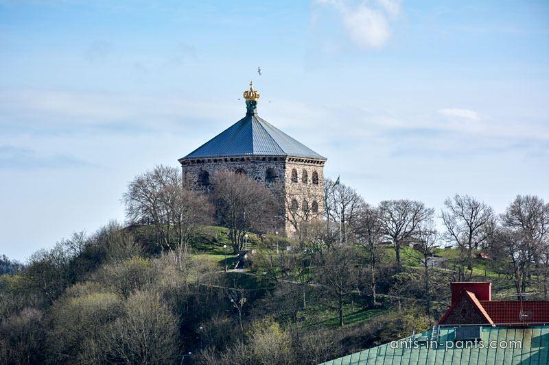 Skansen Kronan fortress