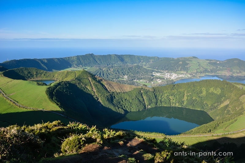 Azores in December