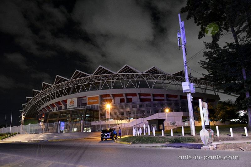 Сан-Хосе стадион