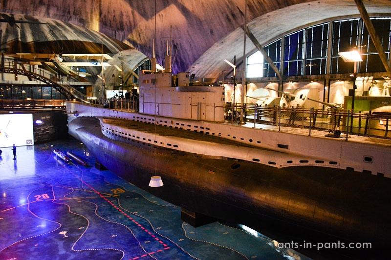 Подводная лодка Лембит