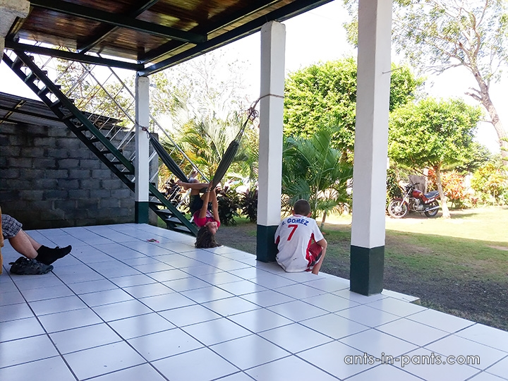 Where to stay on Ometepe