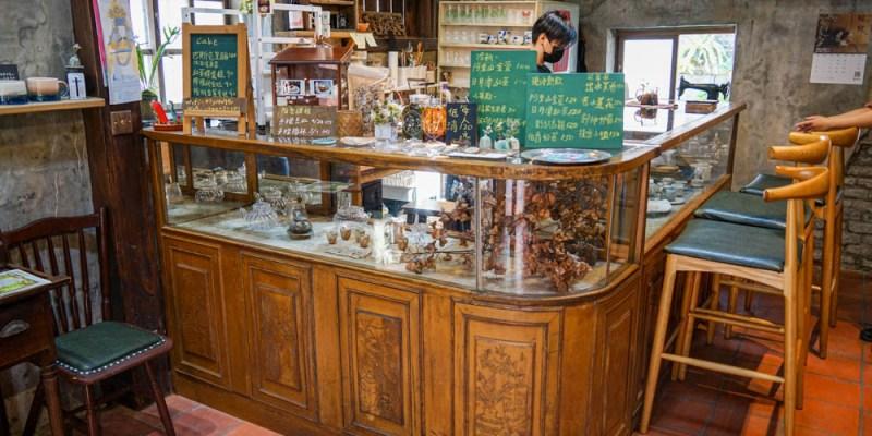力野茶陶所 | 彰化鹿港古厝,專業製陶師以陶會友,不定期手作課程,另有販售下午茶甜點。