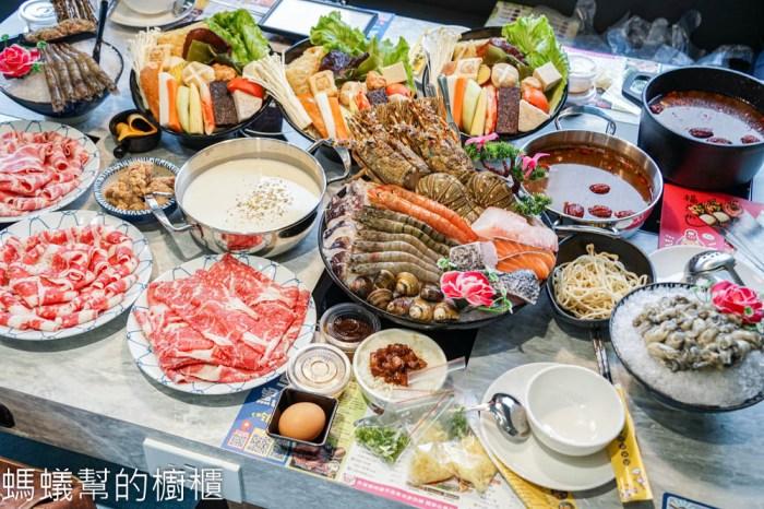 養鍋Yang Guo石頭涮涮鍋(員林大同店)。高CP值超人氣海鮮肉品鍋物在員林也能吃到,可愛柴犬彩繪,寵物友善餐廳。