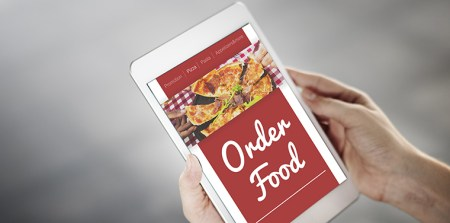 The Download on Restaurant Delivery