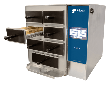 Antunes InfiniSteam Multi-Drawer Steamer