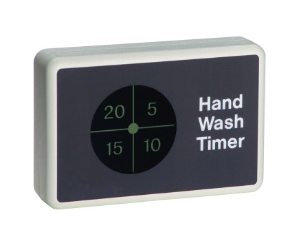 Leveraging Antunes' Hand Wash Timer to Fight Back Against Germs, COVID-19