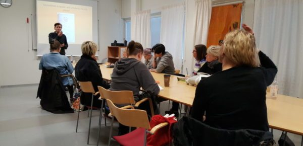 Queer Seminar in the Stockholm University