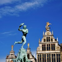 Antwerp's architecture