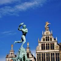 Antwerp's architecture