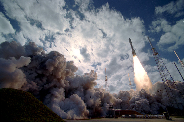 New Horizons Launches into Space
