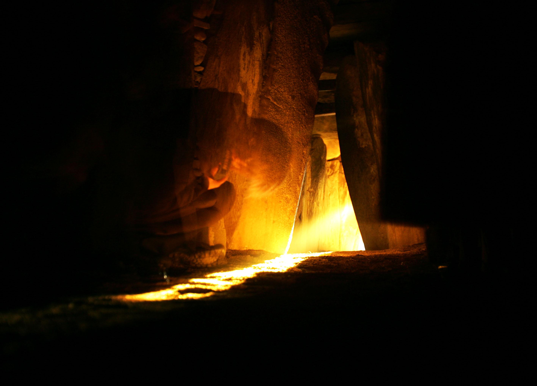 solstici hivern08 a Newgrange