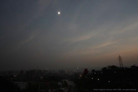 Eclipse na China