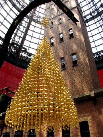 Melbourne Central, Coops Shot Tower