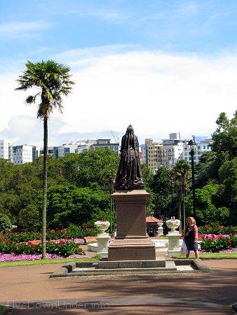 Albert Park, Auckland, Nowa Zelandia
