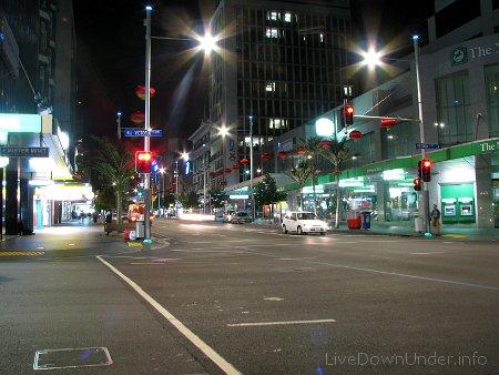 Queen Street, Auckland, Nowa Zelandia
