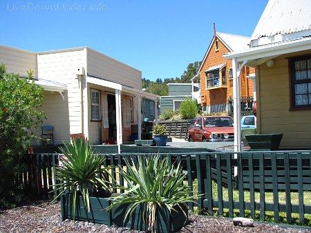 Wioska maoryska, Whakarewarewa, Rotorua, Nowa Zelandia