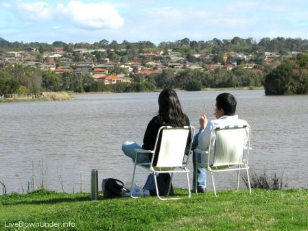 Lillydale Lake, Melbourne