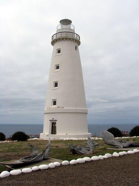 Cape Willoughby - latarnia morska