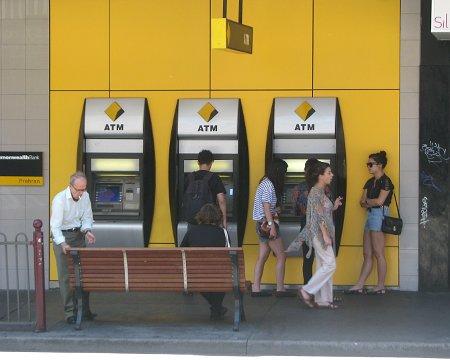 Pieniądze i banki w Australii