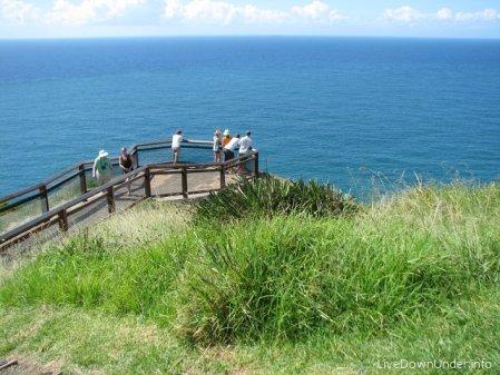 Cape Byron, Byron Bay, wschodni przylądek Australii