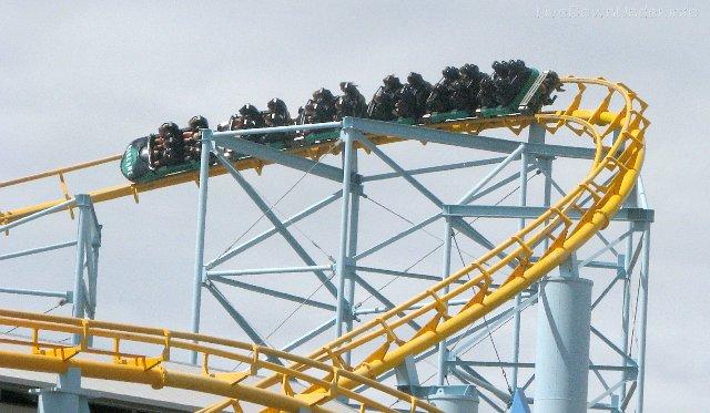 Dreamworld, rollercoaster