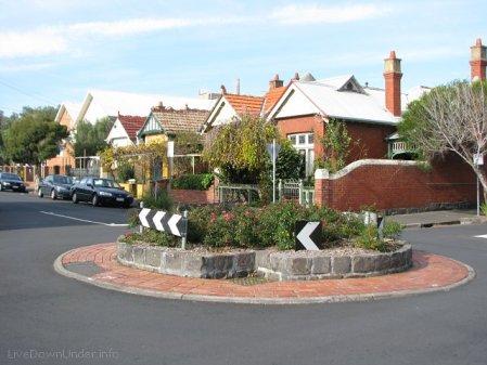rondo, Windsor, Wiktoria, Australia