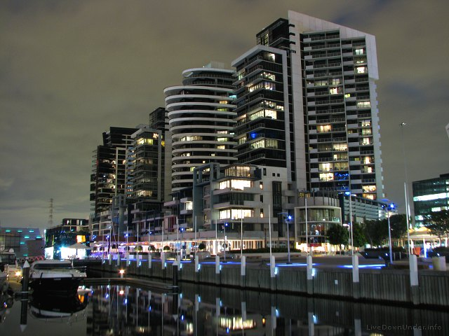 Melbourne Docklands, New Quay