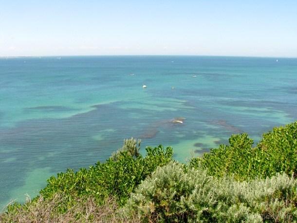 Zatoka Port Phillip, Point Nepean, Wiktoria, Australia