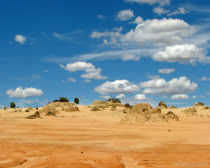 Mungo National Park, NSW, tapety na pulpit