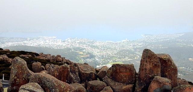 Mount Wellington, Hobart, Tasmania, Australia
