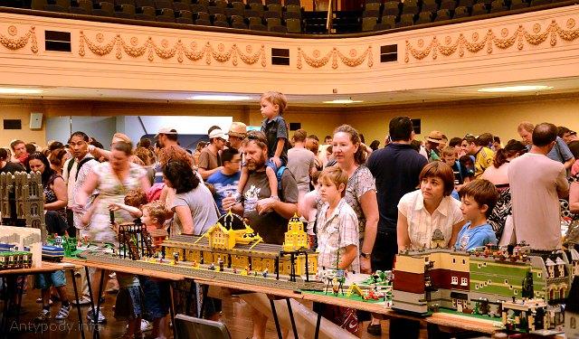 Wystawa LEGO w Melbourne