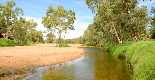 Alice Springs, Todd River