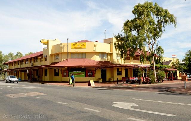 Centrum Alice Springs