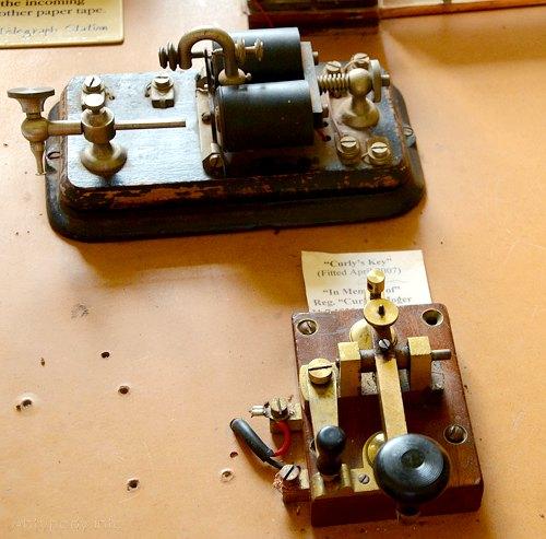 Alice Springs, telegraf
